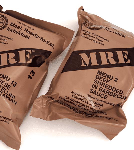 MRE Meals